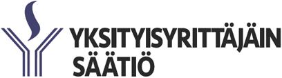 Yksityisyrittäjäin Säätiö Logo
